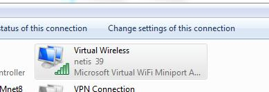 How to configure netis wireless adapters to SoftAP mode on windows